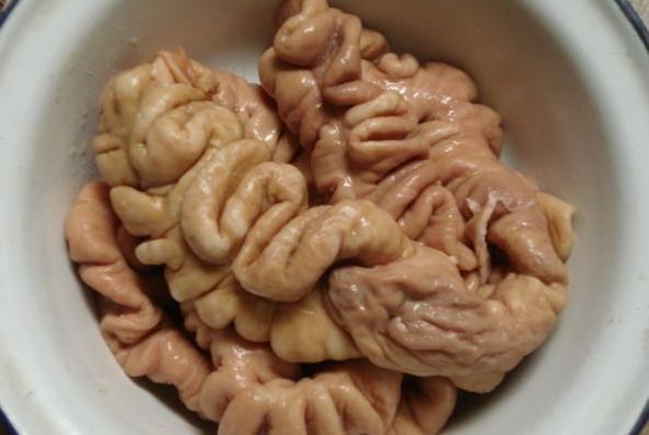 果蔬百科猪大肠怎么清洗